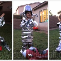 Chasing Fireflies Robot Costume Review #Wishcraft