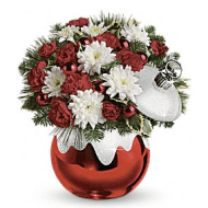Make the Holidays Merry with Teleflora