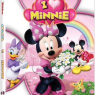 Mickey Mouse Clubhouse: I Heart Minnie – Activities and Recipe!
