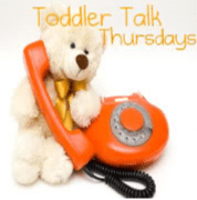 Toddler Talk: Favorite Water Picture
