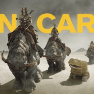 Disney's New Epic Fantasy : John Carter