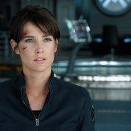 Cobie Smulders Talks About Her Kick Butt Role as Maria Hill in The Avengers #TheAvengersEvent