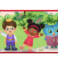 PBS Kids Daniel Tiger's Neighborhood Giveaway