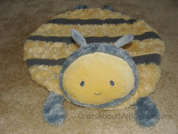 Baby Gund Comfy Cozy Buzzi the Bumle Bee Review