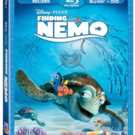 Finding Nemo Swims into Homes on Blu Ray