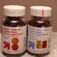 Target Up&Up Gummy Multivitamins for Adults and Kids #spon