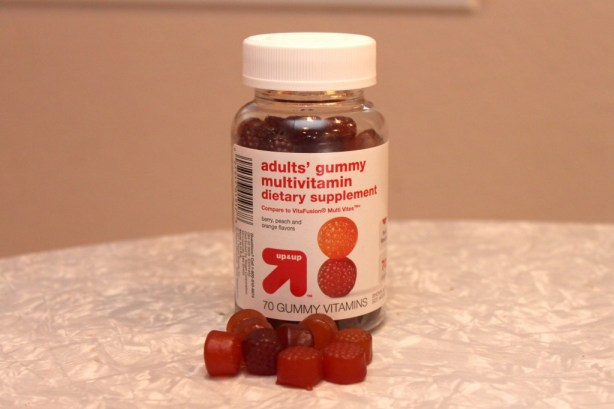 target up and up gummy vitamins