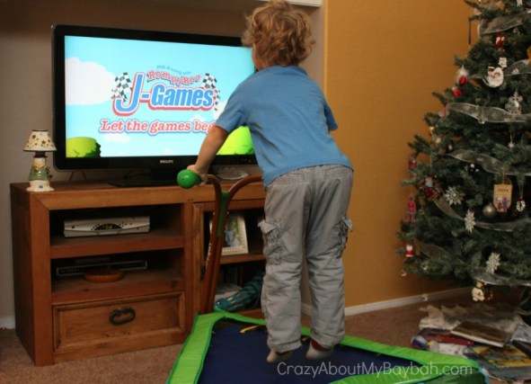 ibounce trampoline for kids