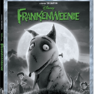 Frankenweenie Movie Night Fun Pack and Review