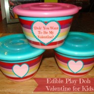 Valentine for Kids | 'Doh' You Want To Be My Valentine?