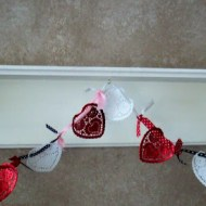 Valentine's Day Craft | Valentine's Heart Swag