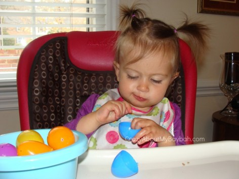 Exploring and Eating with Easter Eggs