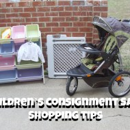 Children's Consignment Sale Shopping Tips Part 2