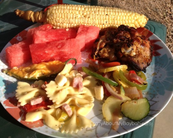 Grilling is Easy with Fresh and Easy