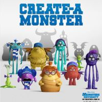 Create Your Monsters University Alter Ego #MonstersUPremiere