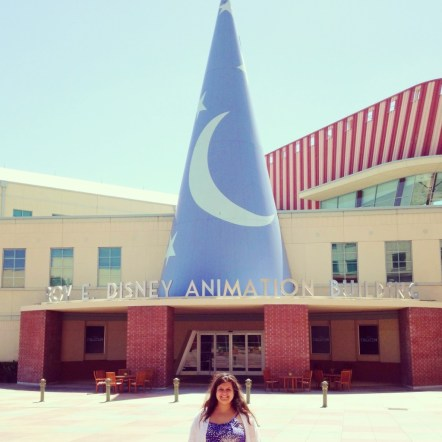 Disney Animation Building!