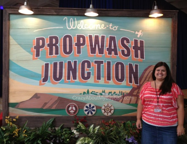 Disney Planes Propwash Junction #DisneyPlanesEvent