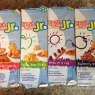Lunchables Jr : A New Line of Grab and Go Snacks #LunchablesJr