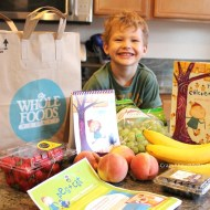 PBS Kids and Whole Foods : Peg + Cat Fruit Salad Recipe and Craft