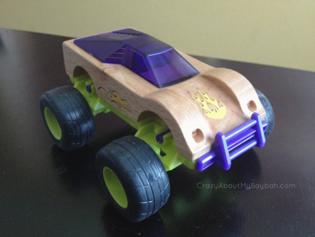 Motorworks Toy Car
