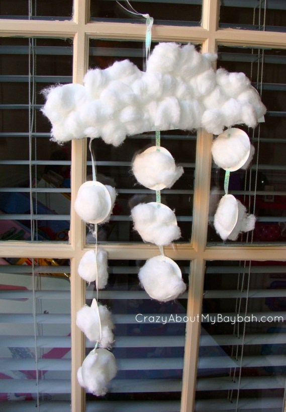 Snow Mobile -  25 Winter and Christmas Crafts for Kids #Toddlers #Preschoolers #Homeschool
