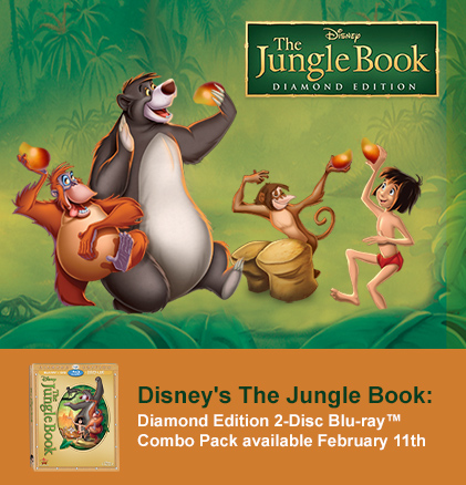 The Jungle Book and The National Mango Board Twitter Party