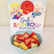 Kitchen Club Kids | End of the Rainbow Fruit Salad