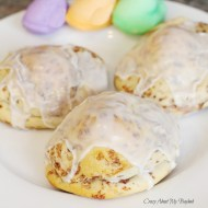 Peeps Recipe | Easter Breakfast Rolls