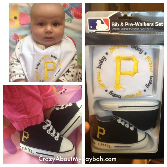 Pittsburgh Pirates Baby Gear from BabyFanatic