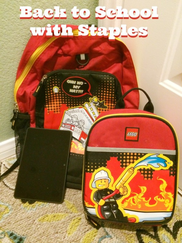 Back to School Memories with Staples