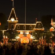 Celebrate Halloween Time at Disneyland