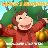 Watch the Curious George Halloween Special on PBS KIDS