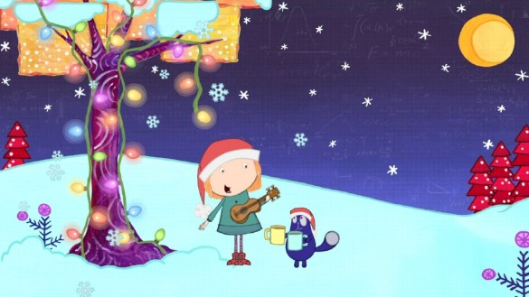 Peg + Cat Holiday Special on PBS Kids