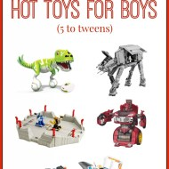 25 Hot Christmas Toys for Boys to Tweens