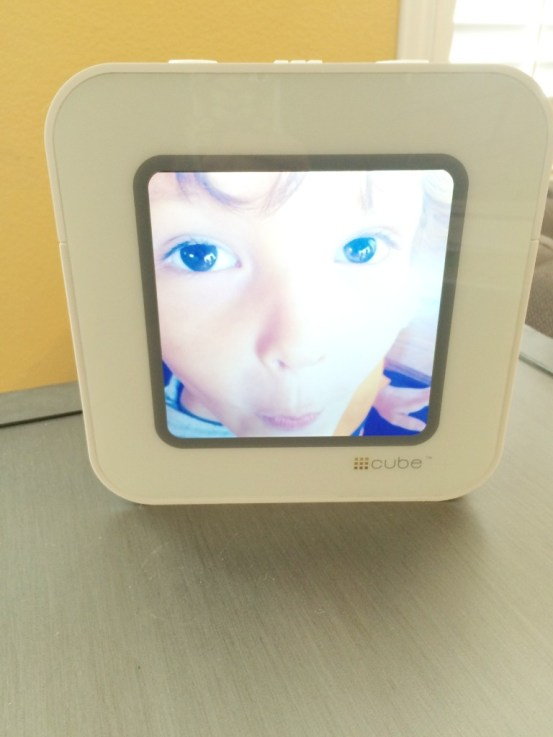 #Cube Instagram Photo Sharing Picture Frame