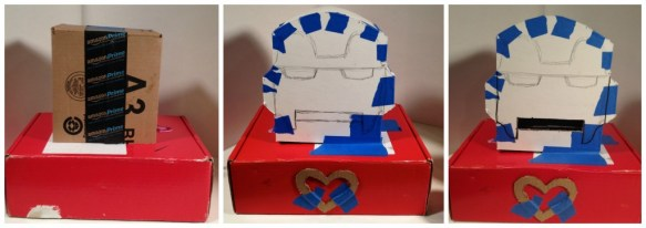 Iron Man Valentine Box
