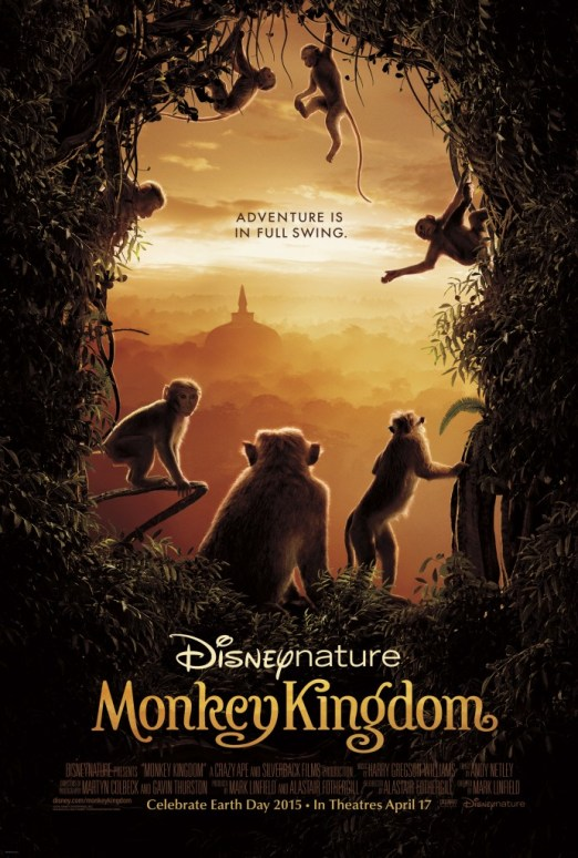 Disneynature Monkey Kingdom Activity Pack & Teachers Guide
