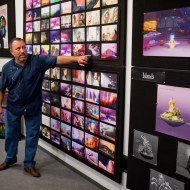 Inside Look at the Two Worlds of Pixar's Inside Out