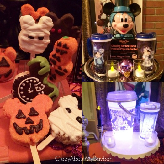 Disneyland Halloween Time Food
