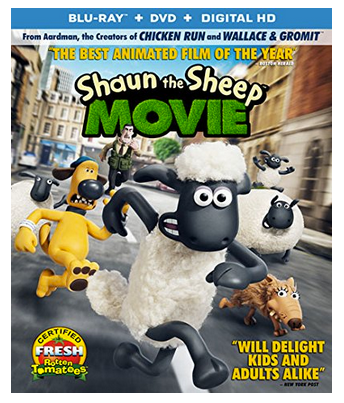 Shaun the Sheep Movie Activity Pages