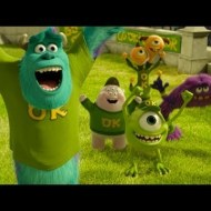 Watch the New Trailer for Monsters University #MonstersU