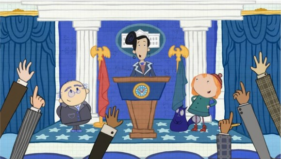 """Peg + Cat Movie - """"Peg and Cat Save the World!"""""""