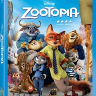 Disney Zootopia on Blu-Ray and DVD
