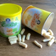 Healthy On the Go Snack for Toddlers | Gerber Lil' Beanies