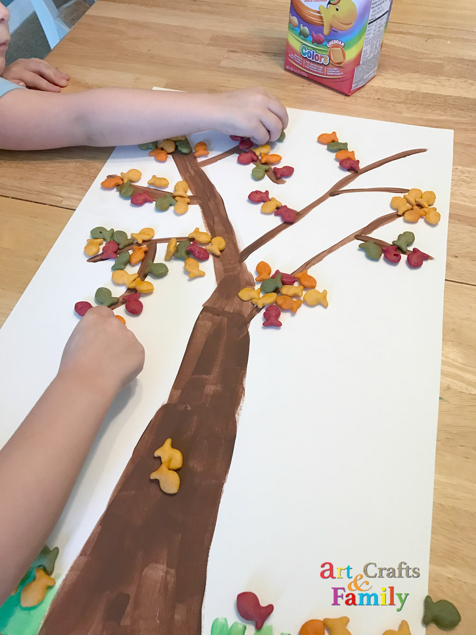 Fun Fall Craft for Kids