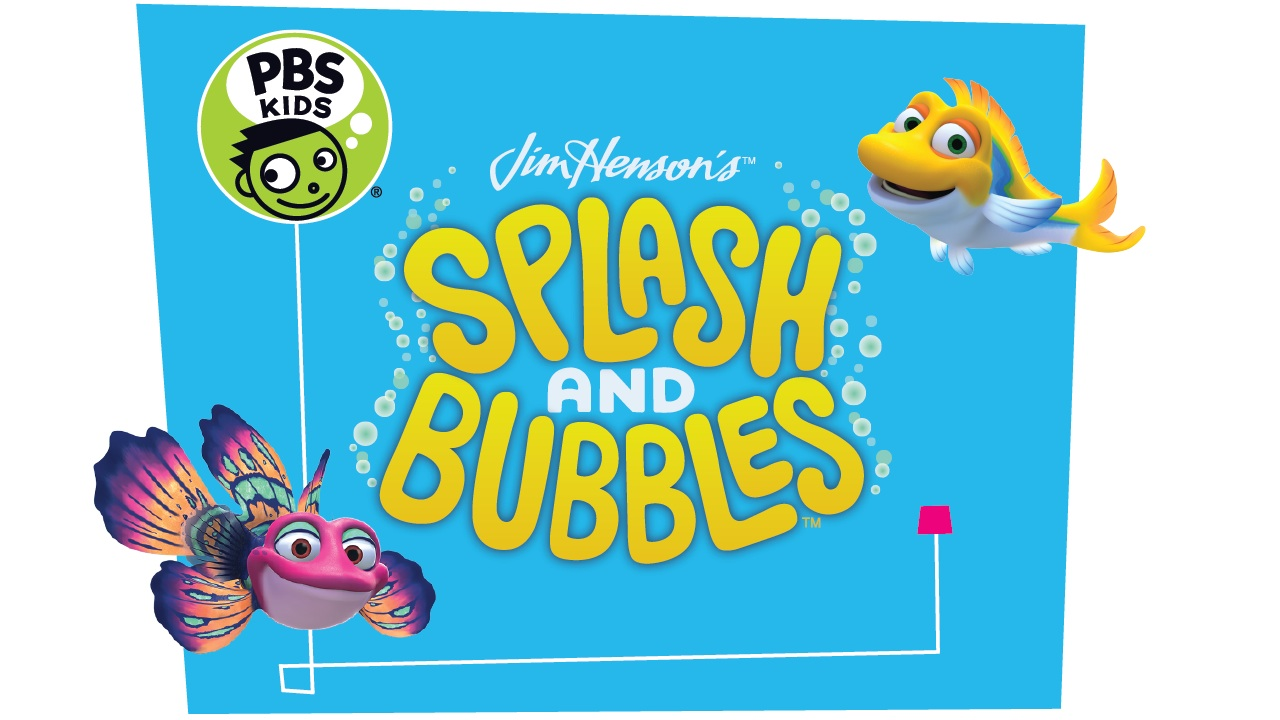 Splash and Bubbles Premieres on PBS Kids