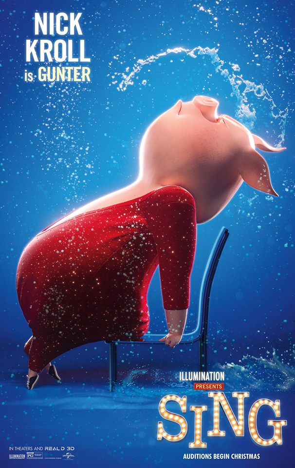 Illumination's Sing Official Trailer