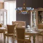 Kitchen And Dining Room Crystal Chandeliers And Ceiling Lights