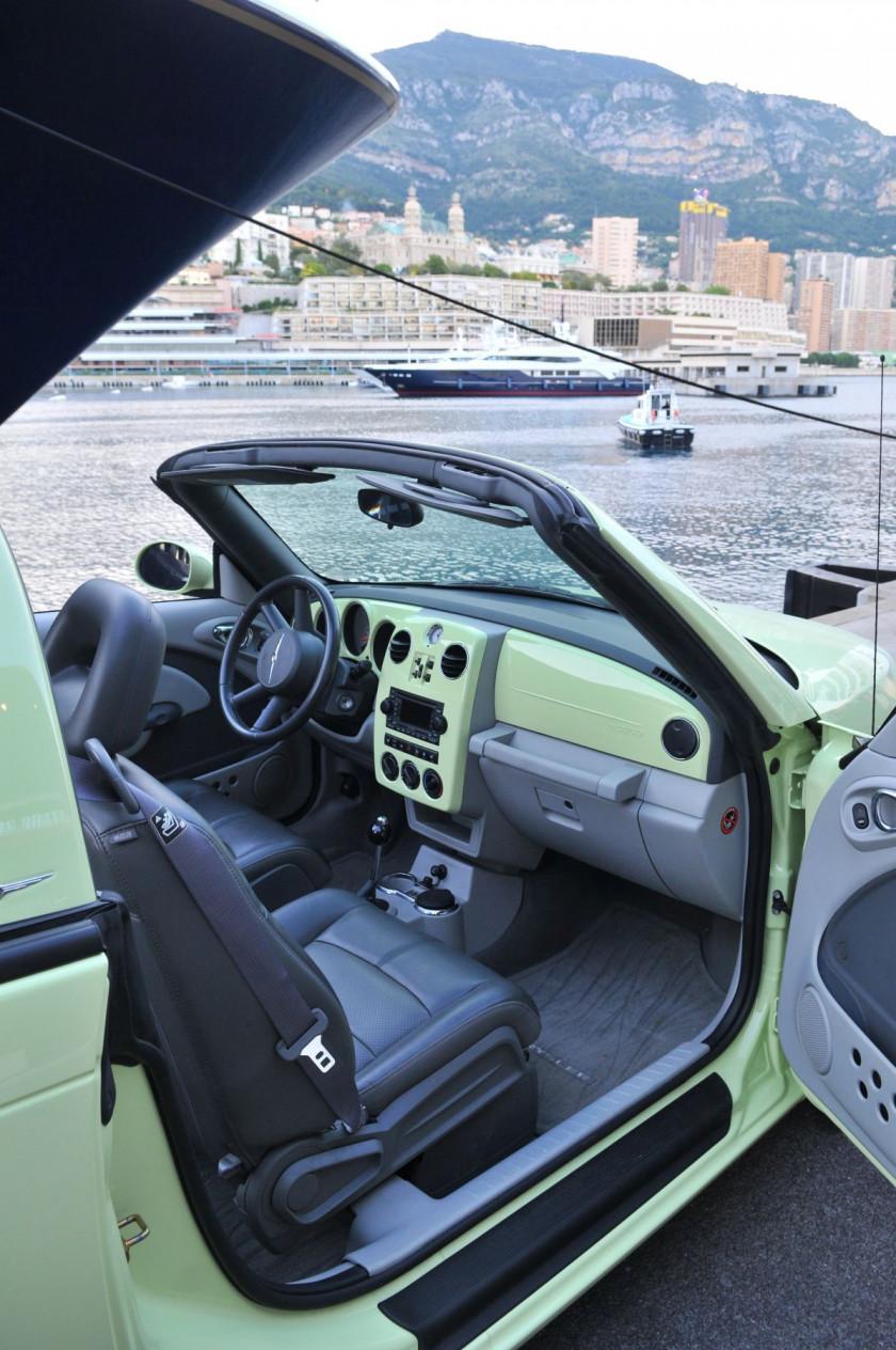 vendue sans controle technique francais 2007 chrysler pt cruiser cabriolet no reservetitre de circulation francais vendue sans controle technique francais [ 840 x 1264 Pixel ]