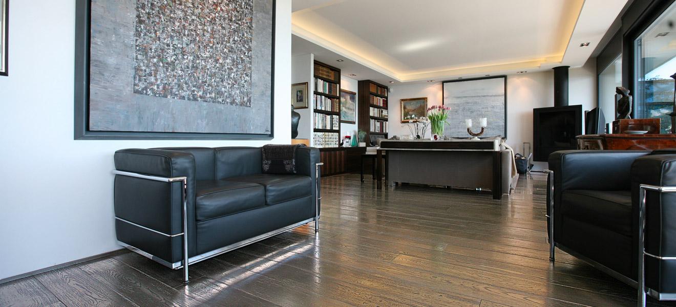 Appartement  Lausanne Suisse  Art Deco